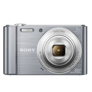 Sony CyberShot DSC-W810 With 20.1 MP...