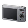 Sony CyberShot DSC - W810 With 20.1 MP and 6X Optical Zoom (Silver)