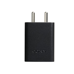 Sony CP-AD2 USB ADAPTER 2.1 AMPS WITHOUT CABLE (BLACK)