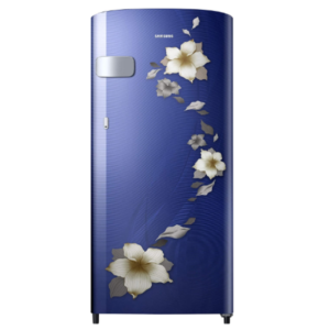 Samsung 192L Single Door Refrigerator (RR19T1Y1BU2/HL,...