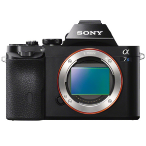 Sony Alpha ILCE-7SM2 With 12.2 MP /  WI-FI / NFC / BODY ONLY / 4K Mirrorless DSLR Camera (Black)