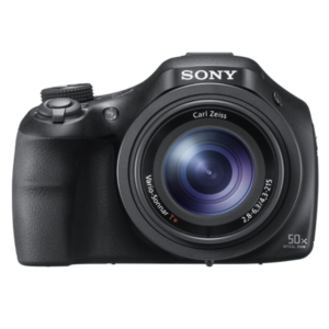 Sony CyberShot DSC-HX400V With 20.4 MP and 50X Optical Zoom (Black)