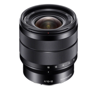 Sony SEL-1018 E10-18MM F4 OSS LENS (Black)