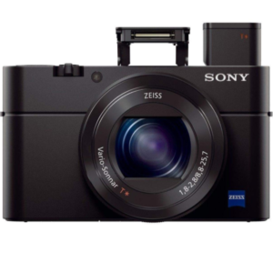 Sony CyberShot DSC-RX100M3 With 20.2 MP Digital Camera (Black)