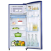 Samsung 192L Single Door Refrigerator (RR19T1Y1BU2/HL, Star flower blue)