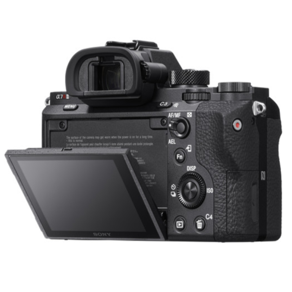 Sony Alpha ILCE-7RM3 With 42.4 MP / WI-FI / NFC / BODY ONLY / TOUCH SCREEN / 4K Mirrorless DSLR Camera (Black)
