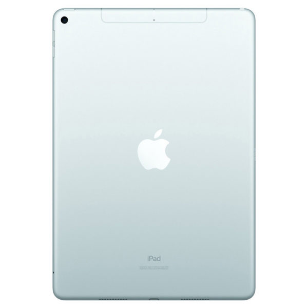 Apple 10.5-inch iPad Air 64GB Wi-Fi + Cellular (MV0E2HN/A, Silver)