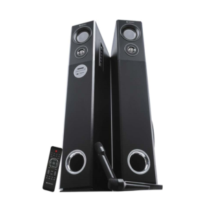 Zebronics Zeb-BT9500RUCF Tower Speaker with remote...