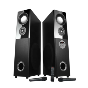 Zebronics Zeb-BT7500RUCF Tower Speaker with Bluetooth,USB...