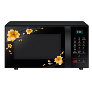 Samsung 21L Convection Microwave Oven (CE77JD-QB/TL,...