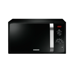 Samsung 23L Solo Microwave Oven (MS23F300EEK/TL,...