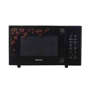 Samsung 28L Convection Microwave Oven (MC28H5025VB/TL,...