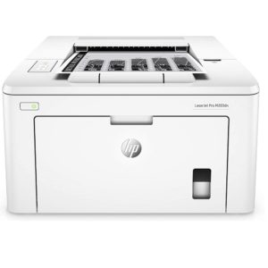 HP LaserJet Pro M203dn Printer (White)