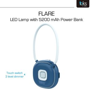 Toreto Flare TOR-104 (LED Lamp Power...