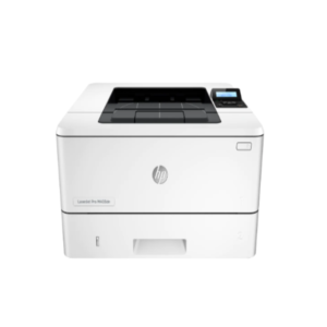 HP Laserjet Pro with Auto-Duplex & Network ( M403dn , White)