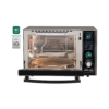 LG 32 Litres Convection Microwave Oven ( MJ3286BRUS , Black )