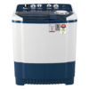 LG 5 Star Semi-Automatic Top Loading Washing Machine 7.5 Kg ( P7535SBMZ , Dark Blue )