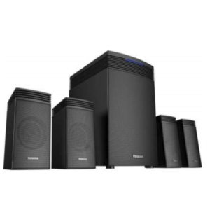 Panasonic SC-HT40GW-K (4.1 Channel, black) Speakers...
