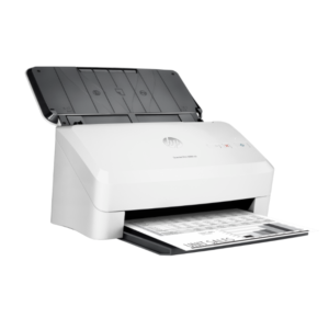 HP Sheet Feed + 35ppm + Duplex+ 3,500 Pages/day Duty Cycle (SJ 3000 S3 , White )