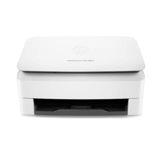 HP Sheet Feed + 50ppm + Duplex + 6,000 Pages/day Duty Cycle (SJ 5000 S4 , White )