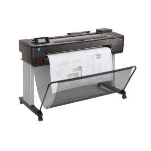 HP Design Jet 36-in Printer (T730 , Black )