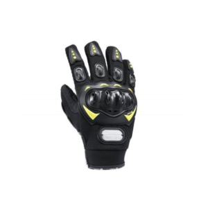 Bike Safety Gloves (ZK-ZF-GLOVES, Black )