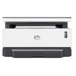 HP Neverstop Laser Tank MFP (1200a , White & Grey)