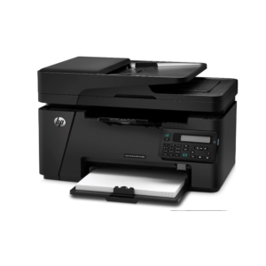 HP Laser AIO | Network |...