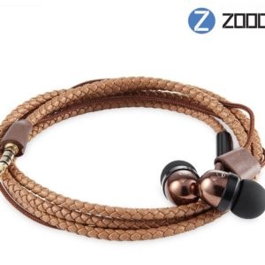 Zoook Rocker WBD-BR Wristband in-Ear Wired...