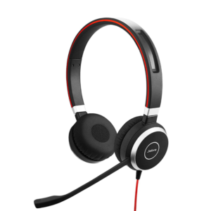 Jabra Evolve 40 Wired Headphones with...
