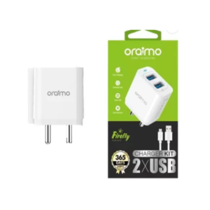 Oraimo Firefly Fast Charging (OCW-I61D, White)