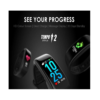 Oraimo Tempo 2 Smart Band Bracelet (OFB-20 , Black)