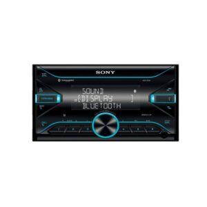 Sony DSX-B700 Car Media Receiver with Bluetooth Technology