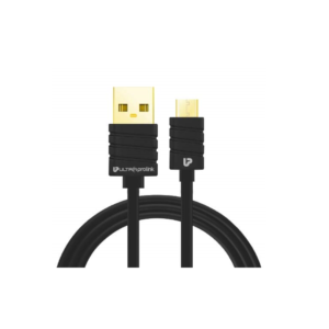 UltraProlink Zap Micro USB Data & Fast Charging Cable (1.5M) (UL0043, Black)