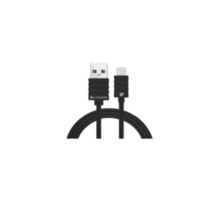 UltraProLink Zap USB Type-A to USB Type-C Cable (1.5M) (UL0059-0150, Black)