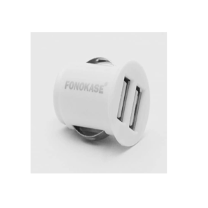 Fonokase Mini Dual Port 3.1A Car...