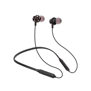 Fonokase FK-04 Neckband Bluetooth Earphones With...