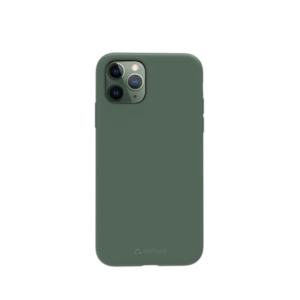 Stuffcool Slimmest Silo Soft & Smooth Case, Designed for Apple iPhone 11 Pro Case Cover 5.8″ Back Case (Green)