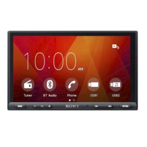 Sony XAV-AX5500 [17.6cm, 6.95 Inches] Bluetooth...