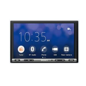 Sony XAV-AX3500 Double Din player (6.95...