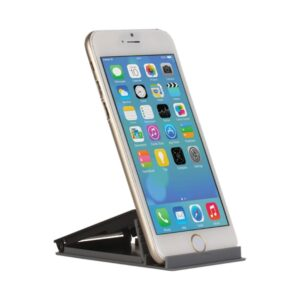 Stuffcool Movie Stand for Smartphone, iPhone, Tablet & iPad (Black)