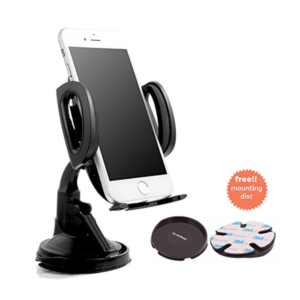 Stuffcool Clasp Mini Car Mount Holder...