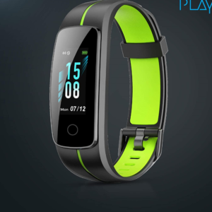 Play Play Fit 53 Smart Band With Full Touch Color Display (Green)