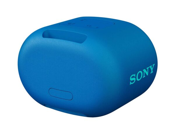 Sony SRS-XB01 Extra Bass Portable Bluetooth Speaker with Mic (Blue)