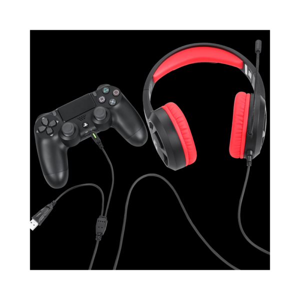 Zoook Stealth Wired Gaming Headphones