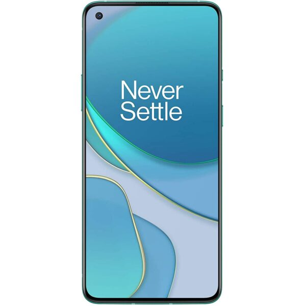 OnePlus 8T (12 GB Ram with 256 GB Storage, Aquamarine Green)