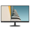 Lenovo D24-20 66AEKAC1IN 23.8 Inch Monitor, Near Edgeless, Full-HD, VGA, HDMI, Audio Out, LED Backlit (Black)