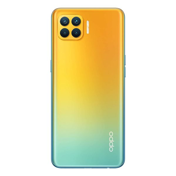 Oppo F17 Pro (8 GB RAM With 128 GB Storage, Matte Gold)