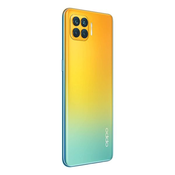Oppo F17 Pro Gold