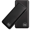 Hapi Pola Fuel 10000mAh Power Bank with Dual Output & Input, Digital Display (Black)